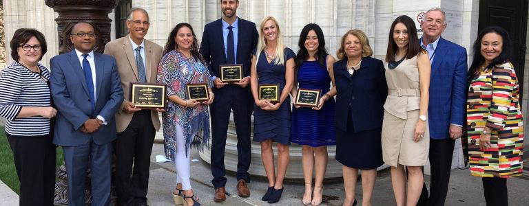 2018 Teacher of the Year and finalists
