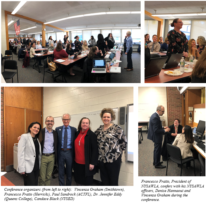 NYSAWLA Conference Photo Collage - February 27th-28th