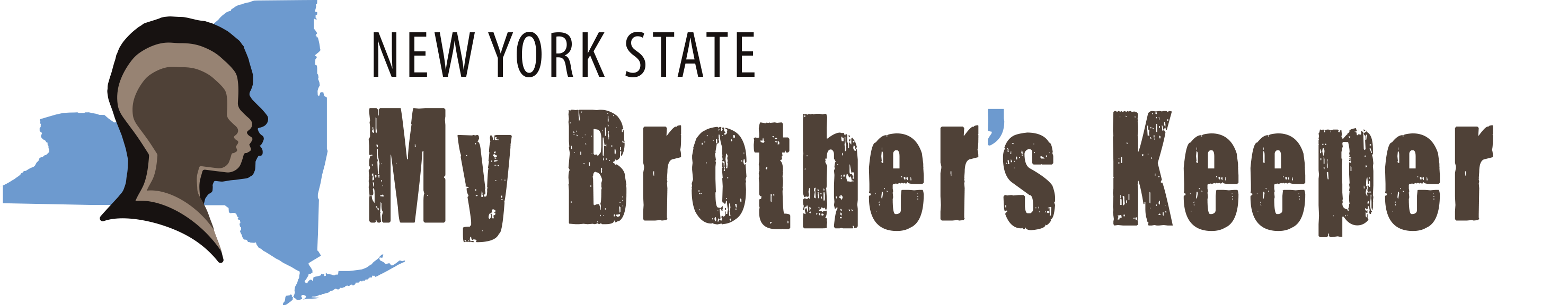 New York State My Brother's Keeper logo