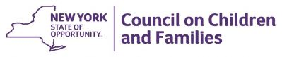 New York State Council on Children and Families Logo