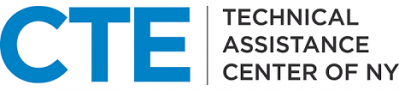 CTE Technical Assistance Center of NY logo