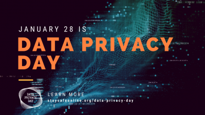 January 28 is Data Privacy Day