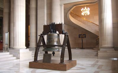 Education Building Liberty Bell
