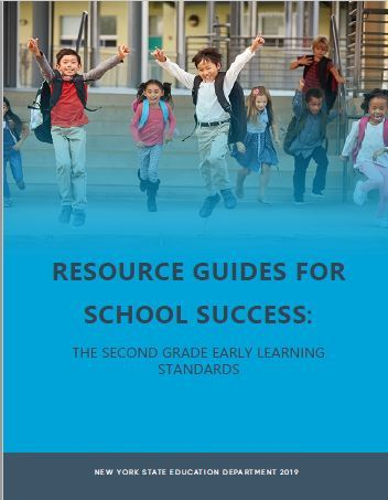 New York State Second Grade Learning Standards Resource Cover Image