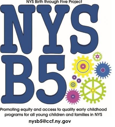 New York State Birth Through Five Project Logo