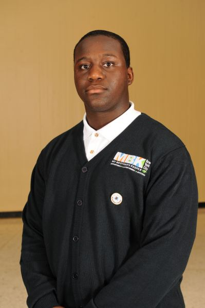 My Brother's Keeper Fellow Russell Ahiamadi