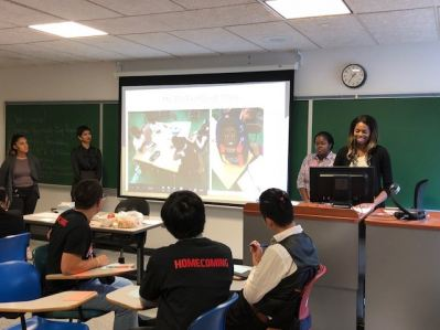 TOC II scholars share their Ethnography Project findings