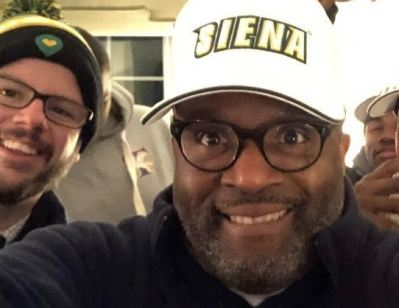 Troy MBK students and mentors visit Siena College