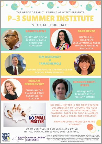 Virtual Thursdays 2020 Flyer Image