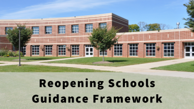 School Reopening Guidance Framework