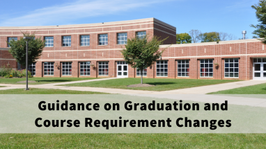 updated graduation and course requirements