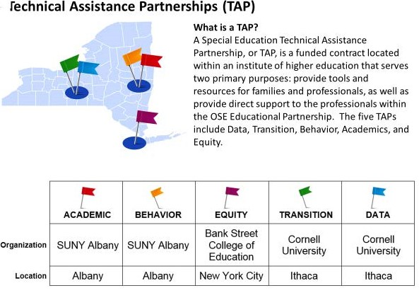 Technical Assistance Partnerships (TAP)