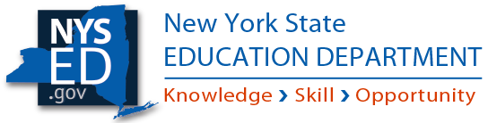 New York State Education Department Logo